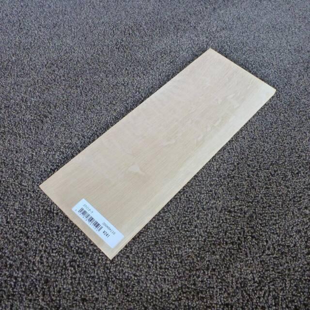 ホワイトオーク 柾目 300×8×110