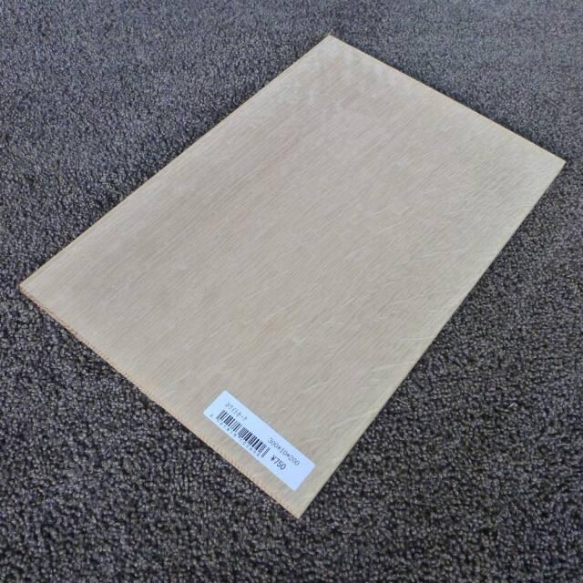 ホワイトオーク 柾目 300×10×200