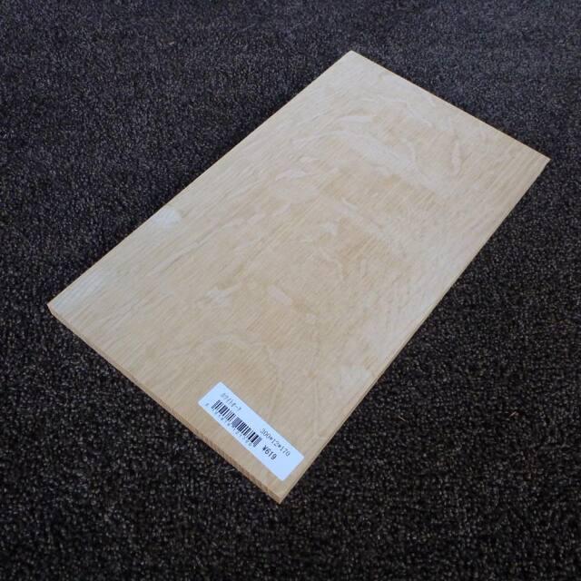 ホワイトオーク 柾目 300×12×170