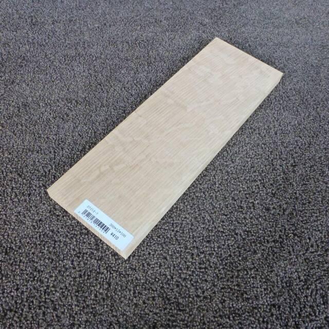 ホワイトオーク 柾目 300×15×100