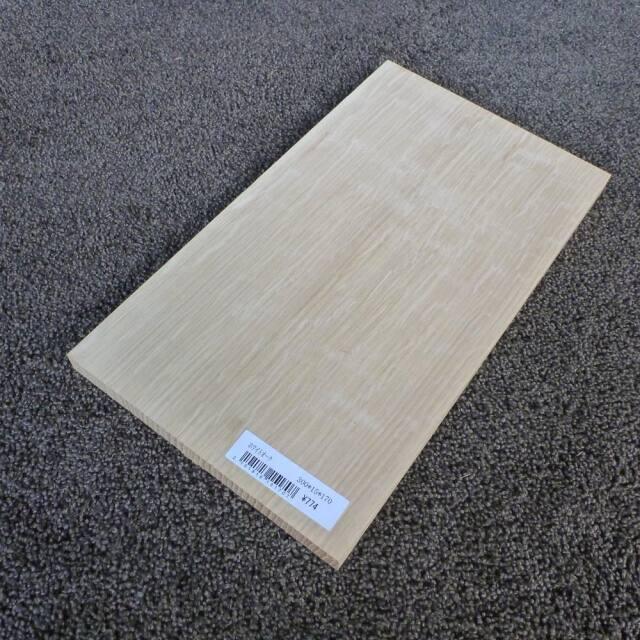 ホワイトオーク 柾目 300×15×170