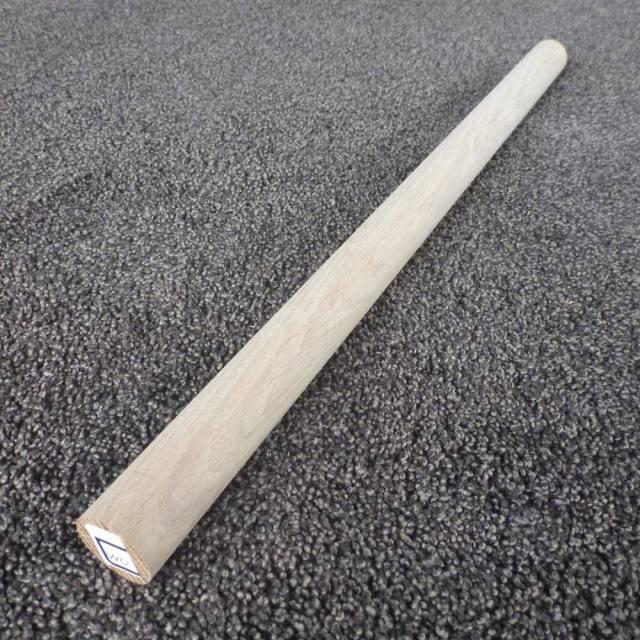 ホワイトオーク 丸棒 450×25φ