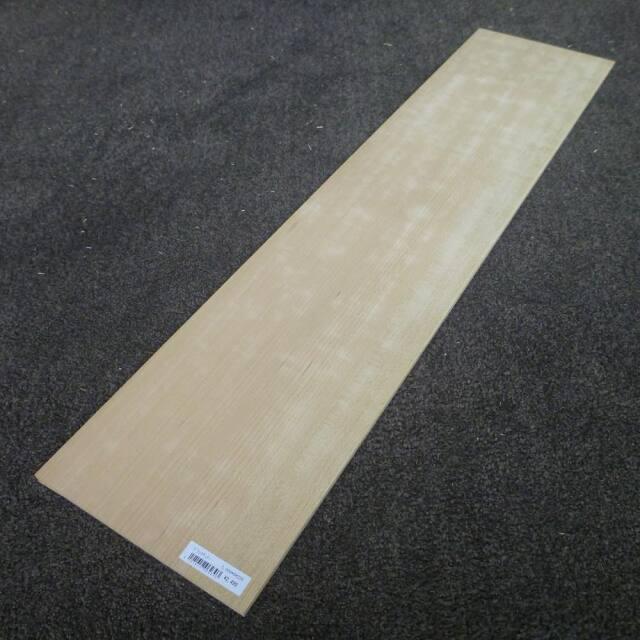 ブラックチェリー 柾目 1000×6×230