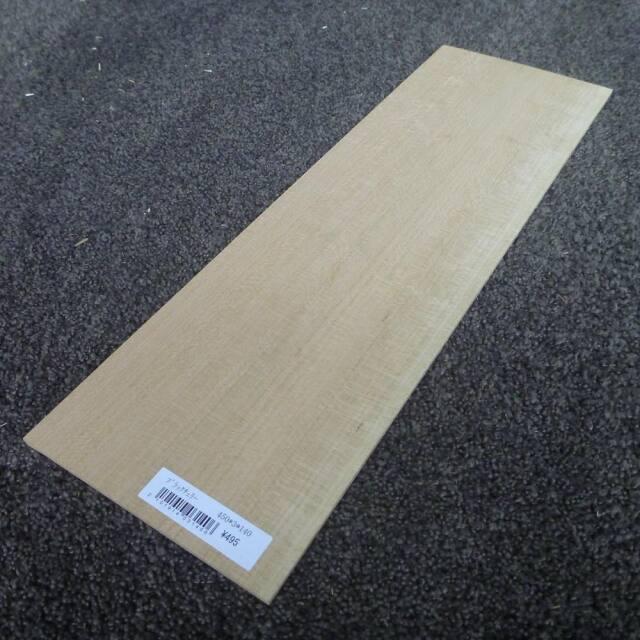 ブラックチェリー 柾目 450×3×140