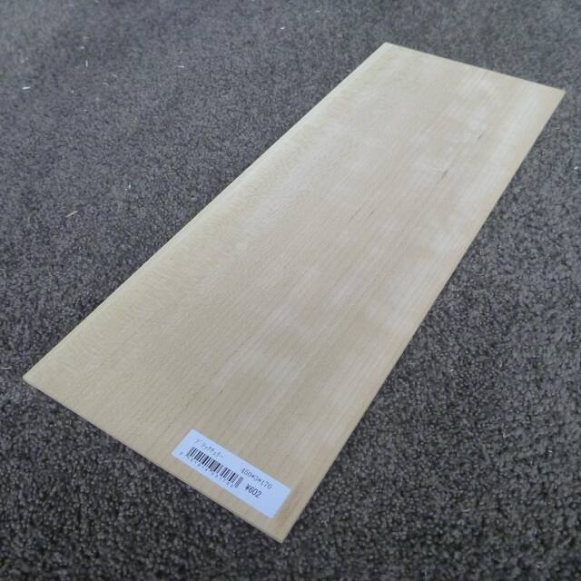 ブラックチェリー 柾目 450×3×170