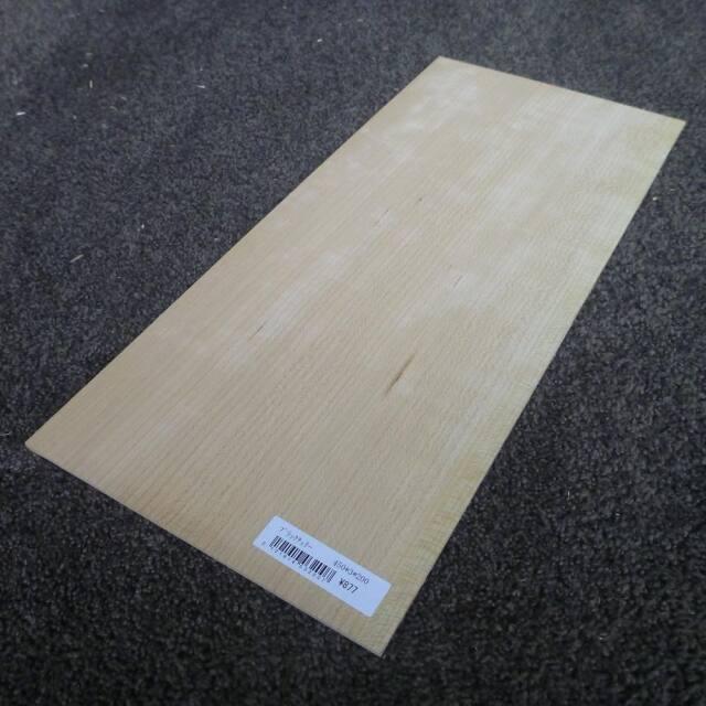 ブラックチェリー 柾目 450×3×200