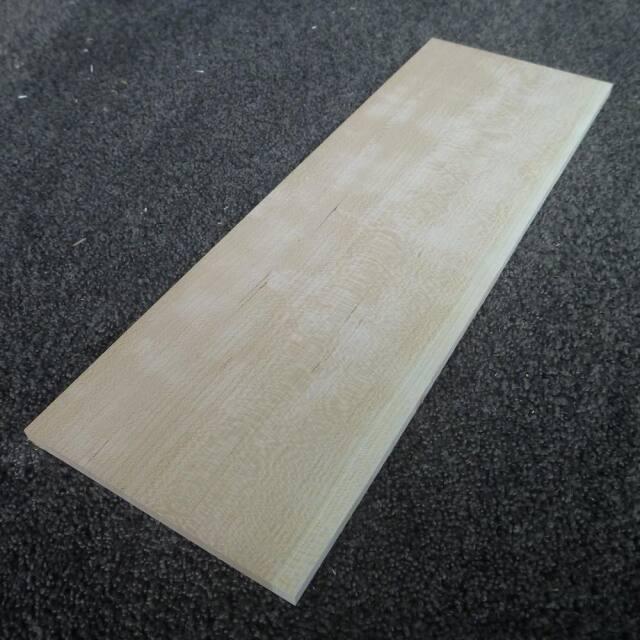 ブラックチェリー 柾目 450×8×150
