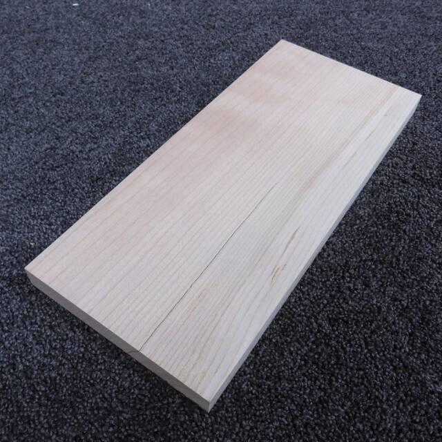 ブラックチェリー 柾目 300×18×130