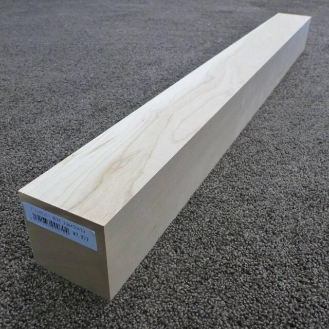 ブラックチェリー 角材 750×70×70