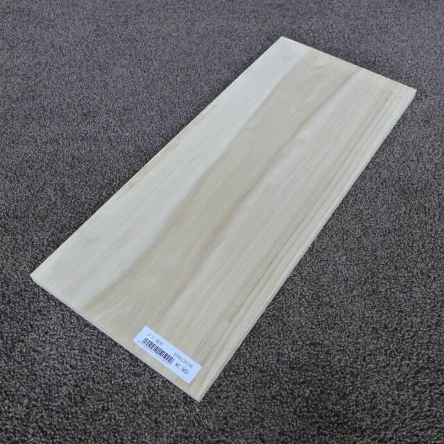クリ 板目 450×12×190