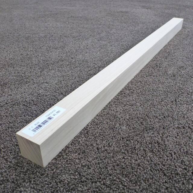 クリ 角材 750×35×35