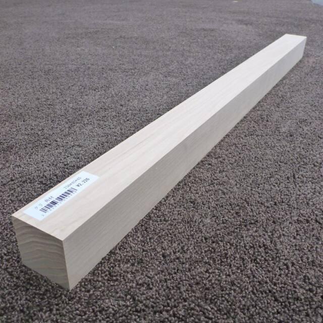 クリ 角材 750×45×45