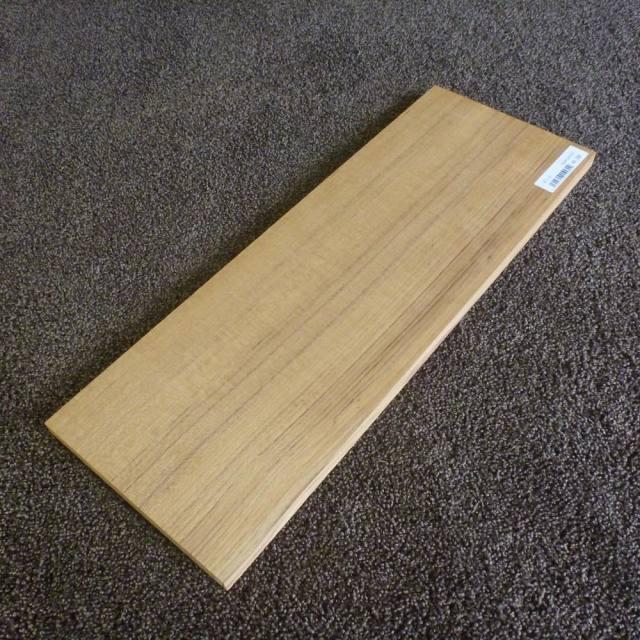 チーク柾目450×15×160