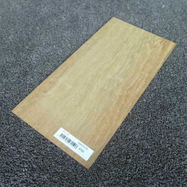 チーク 柾目 300×3×150