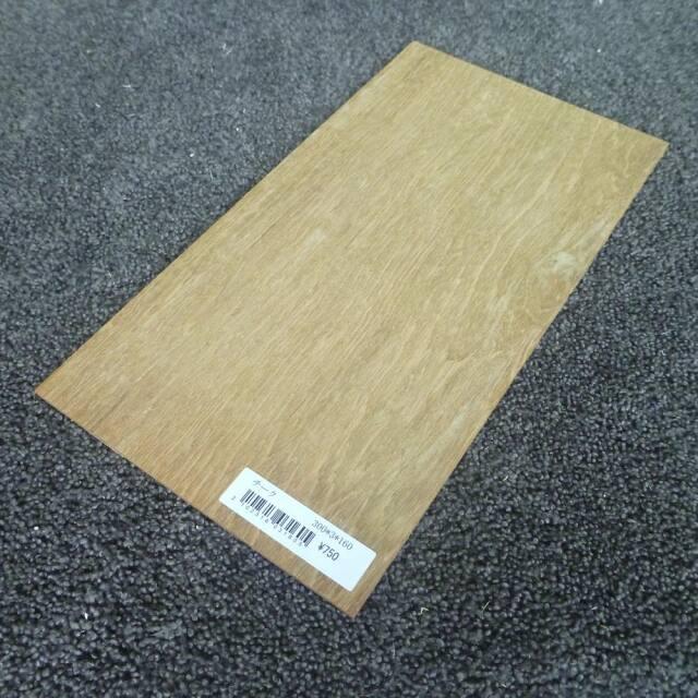 チーク 柾目 300×3×160