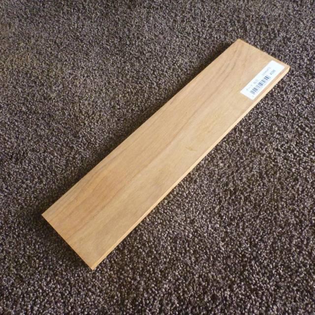 チーク板目300×8×70