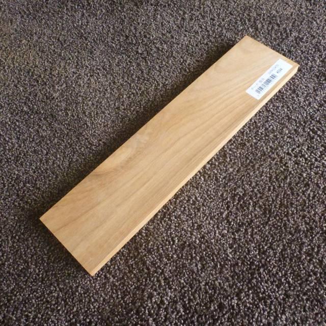 チーク板目300×12×70