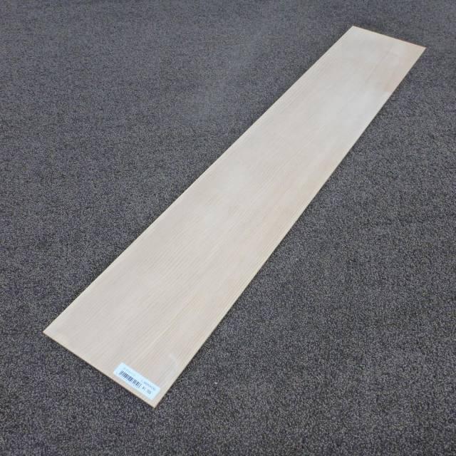 スプルース 柾目 1000×3×180