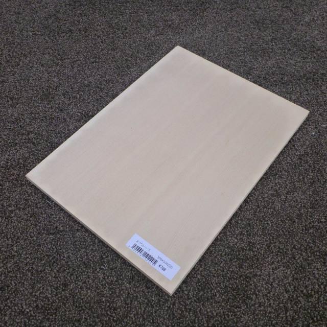 スプルース 柾目 300×10×220