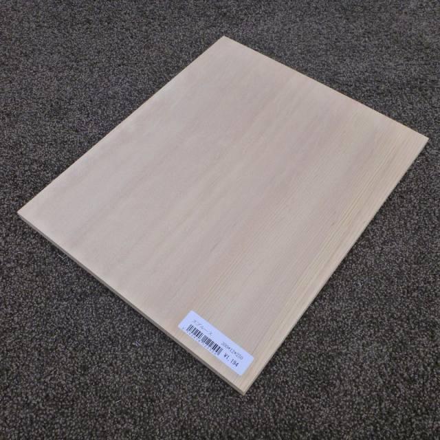 スプルース 柾目 300×12×250