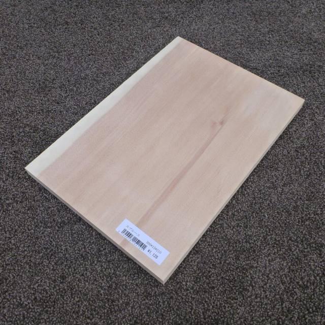 スプルース 柾目 300×15×210