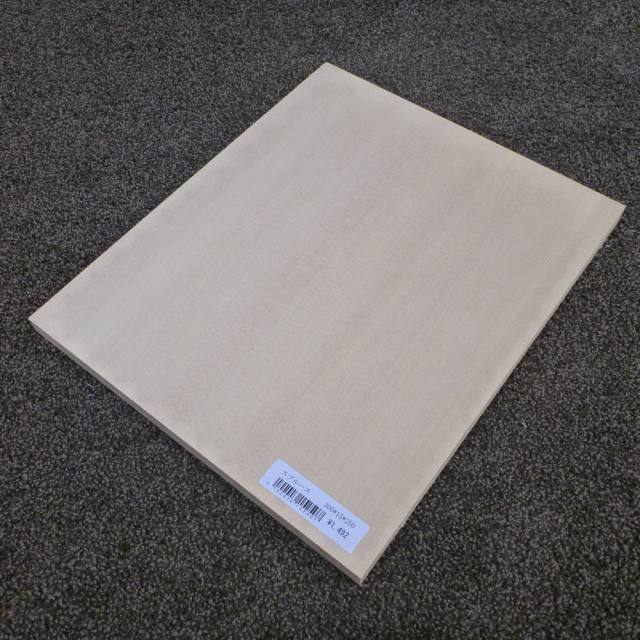 スプルース 柾目 300×15×250