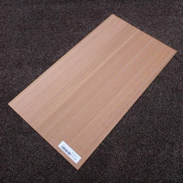 サペリ 柾目 450×3×250