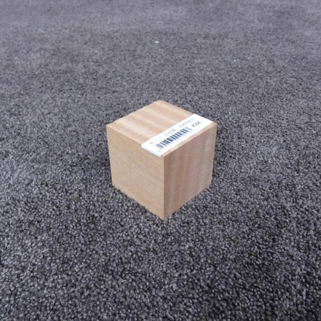 サペリ 立方体 55×55×55