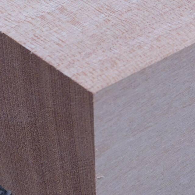 サペリ 立方体 60×60×60