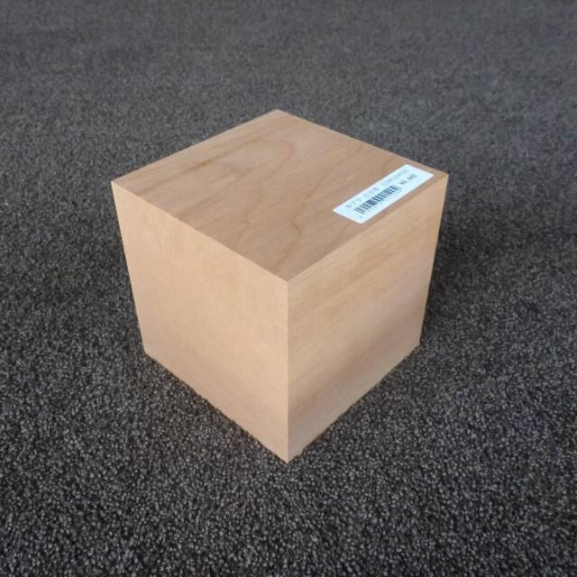 カツラ 立方体 120×120×120