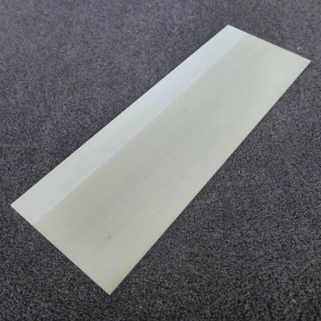 ポプラ 柾目 450×3×150
