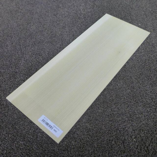 ポプラ 柾目 450×3×170