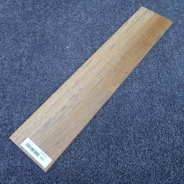 チーク 柾目 450×8×90