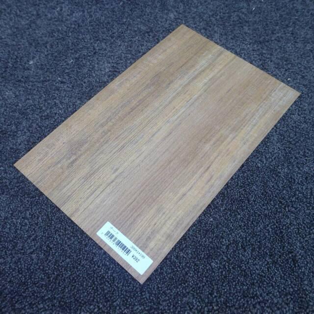 チーク 柾目 300×1×190