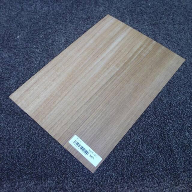 チーク 柾目 300×1×210