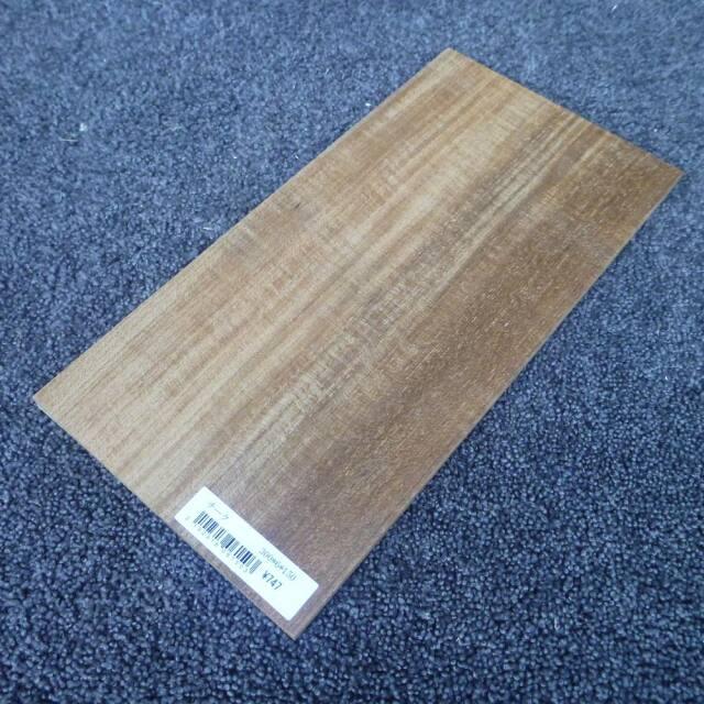 チーク 柾目 300×6×150