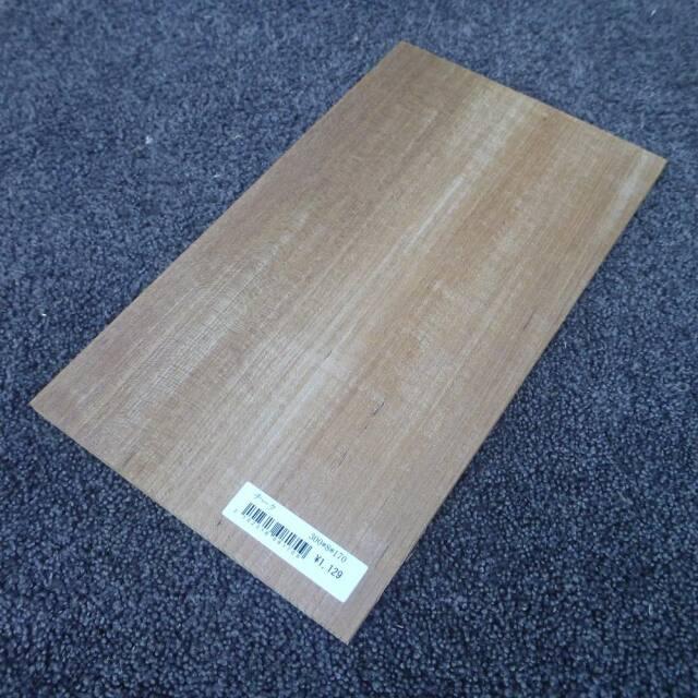 チーク 柾目 300×8×170