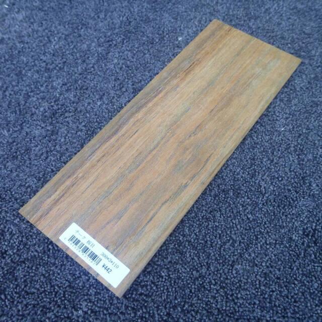 チーク 板目 300×3×110