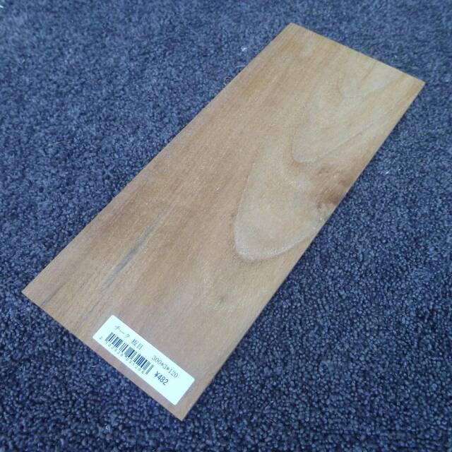 チーク 板目 300×3×120