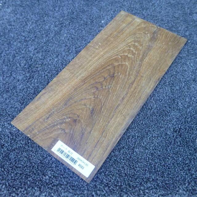 チーク 板目 300×3×140