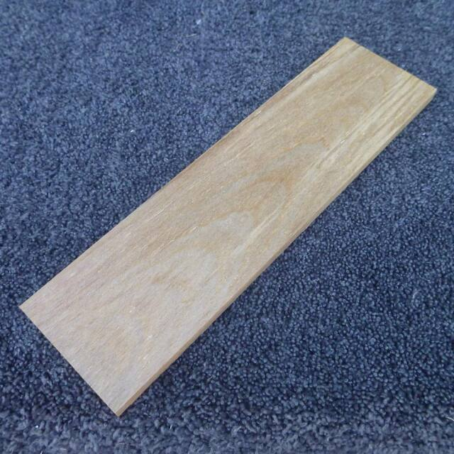 チーク 板目 300×10×80