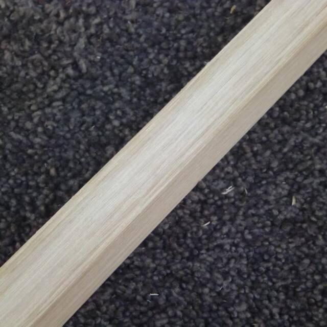 ホワイトオーク 角材 750×20×20