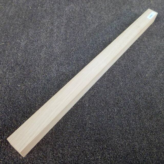 ホワイトオーク 角材 750×45×45