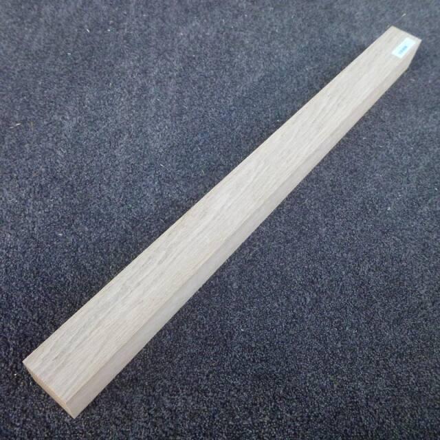 ホワイトオーク 角材 750×55×55
