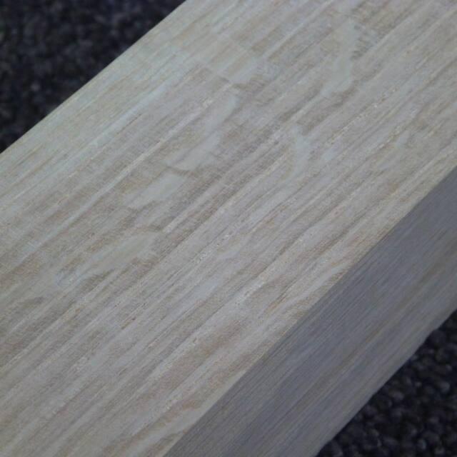 ホワイトオーク 角材 450×55×55