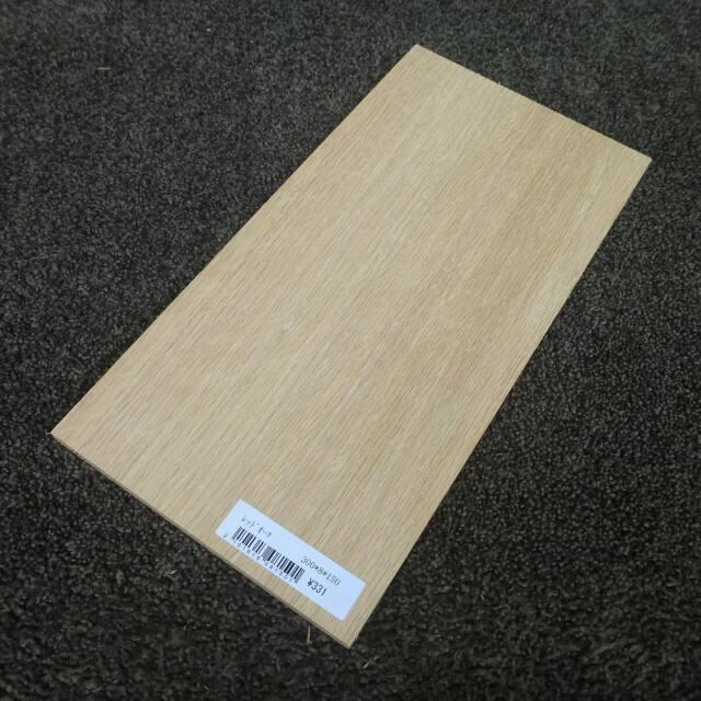 レッドオーク 柾目 300×8×150