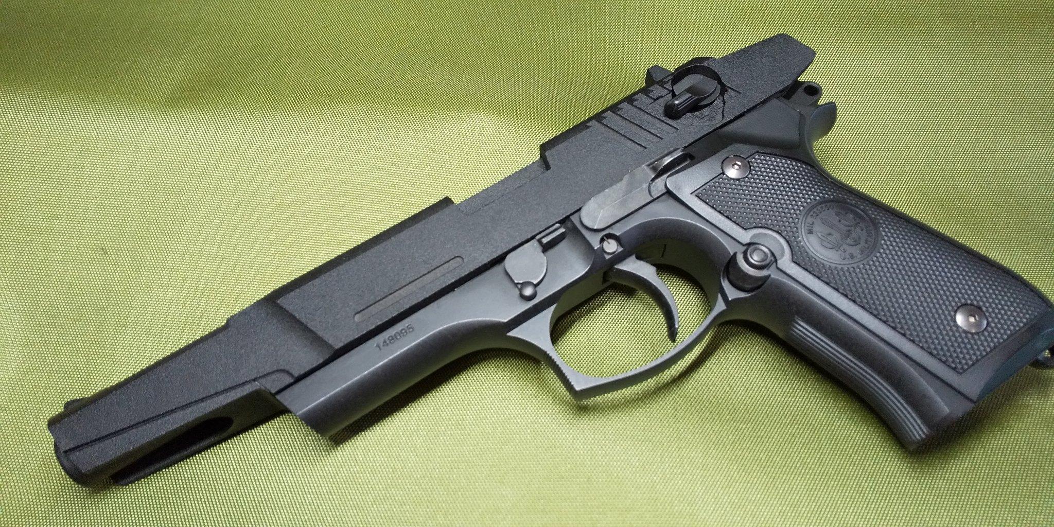 M71A1 連邦軍制式拳銃