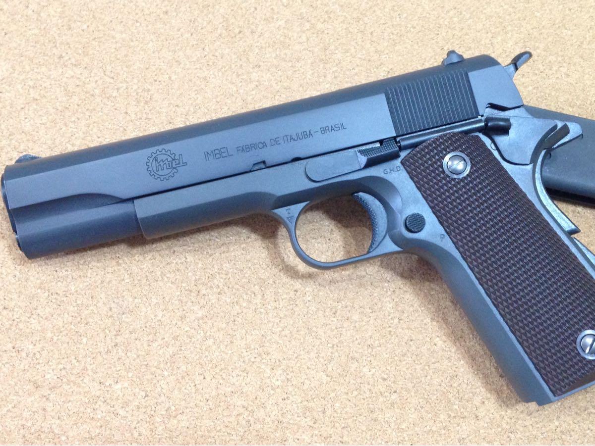 東京マルイ M1911A1 インベル刻印