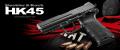 東京マルイ GBB HK45