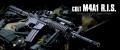 東京マルイ コルト M4A1 リスバージョン  スタンダード電動ガン M4 R.I.S 18歳以上